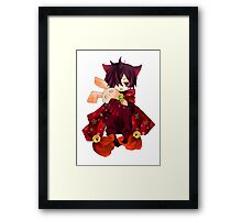 Pandora hearts Framed Print