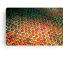 GLUE BALL  Canvas Print