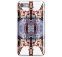 Old Town Street After Rain 4B iPhone Case/Skin
