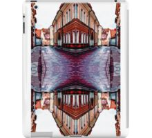 Old Town Street After Rain 4A iPad Case/Skin