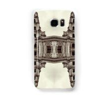 The clones of the church ruins sepia Samsung Galaxy Case/Skin