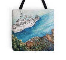 corals Tote Bag