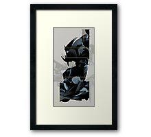 Satelite Framed Print