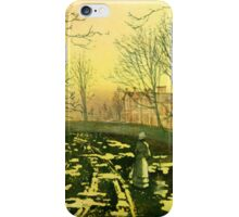 150 Years Ago Today iPhone Case/Skin