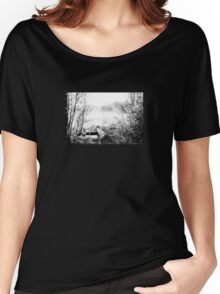 Natural ice fog  Women's Relaxed Fit T-Shirt