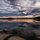 Tuscarora Lake by Joyce  D. Z.