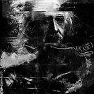 Albert Einstein by nicebleed