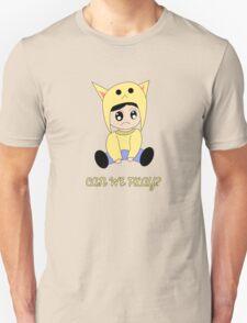 Kawaii Character T-Shirt