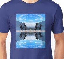 Jews in black can fly Color Unisex T-Shirt