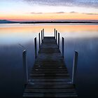 Fisherman's Paradise - Mallacoota before dawn, Australia by Michael Boniwell