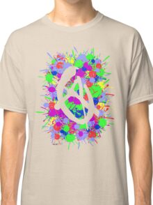 anarchy colourbomb Classic T-Shirt