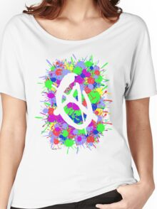 anarchy colourbomb Women's Relaxed Fit T-Shirt
