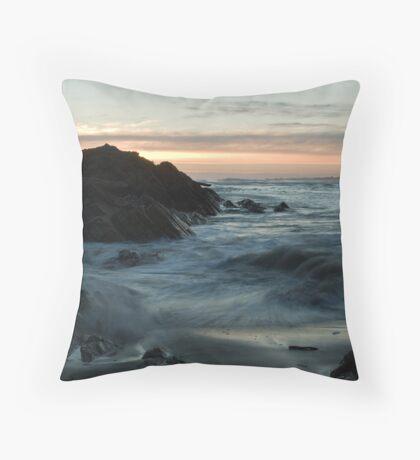 Edge of the World 3 Throw Pillow