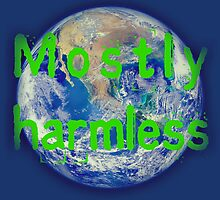 MOSTLY HARMLESS by ArtWeaver