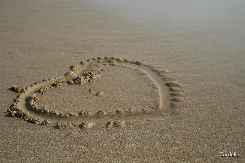 Love you xx by Cordelia