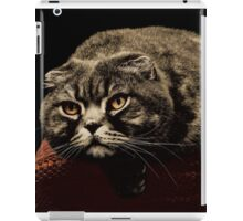 One second till action iPad Case/Skin