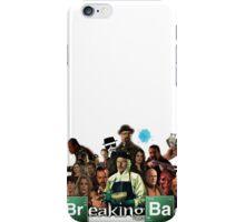Breaking Bad Characters iPhone Case/Skin