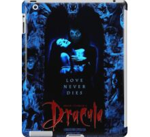 Dracul's True Form iPad Case/Skin
