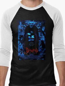 Dracul's True Form Men's Baseball ¾ T-Shirt