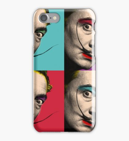 Salvador Dali iPhone Case/Skin