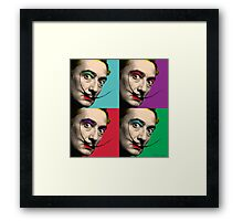 Salvador Dali Framed Print