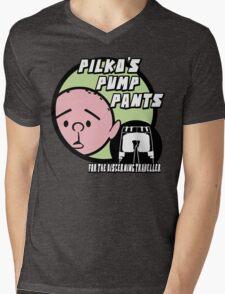 Karl Pilkington - Pilkos Pump Pants Mens V-Neck T-Shirt