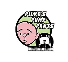 Karl Pilkington - Pilkos Pump Pants Photographic Print