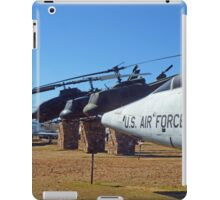 Helos and Fighter Planes iPad Case/Skin