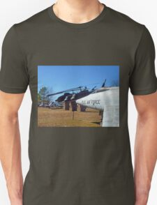 Helos and Fighter Planes Unisex T-Shirt