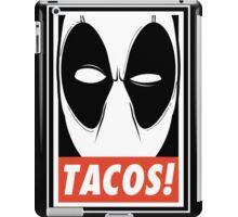 TACOS! iPad Case/Skin