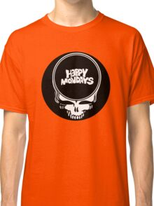 Happy Mondays / Grateful Dead Steal Your Face  Classic T-Shirt
