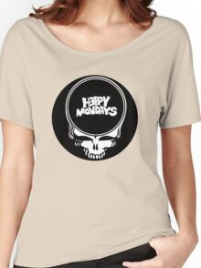 Happy Mondays / Grateful Dead Steal Your Face  Women's Relaxed Fit T-Shirt