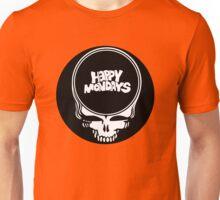 Happy Mondays / Grateful Dead Steal Your Face  Unisex T-Shirt