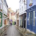 Wet Streets at Guernsey.......... by lynn carter