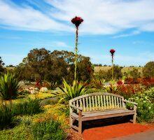 Spring garden by Evita