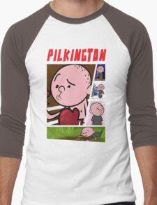Karl Pilkington - Fan Montage Men's Baseball ¾ T-Shirt