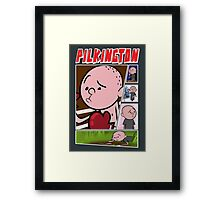 Karl Pilkington - Fan Montage Framed Print