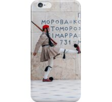 Presidential Guard Evzones iPhone Case/Skin