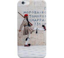 Presidential Guard Evzones iPhone Case/Skin