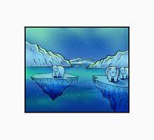 Polar Bears and the Northern Lights T-Shirt