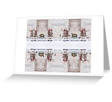 Presidential Guards Evzones X16 Greeting Card