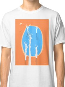 Gliding in the Silence Classic T-Shirt