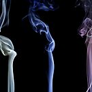 Three Smokes by rjcolby