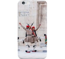 Presidential Guards Evzones X8PA iPhone Case/Skin