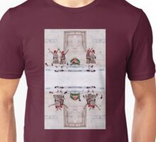 Presidential Guards Evzones X8PO Unisex T-Shirt