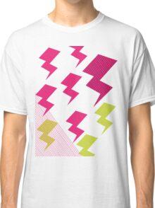Struck by lightning Classic T-Shirt