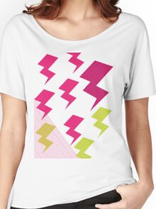 Struck by lightning Women's Relaxed Fit T-Shirt