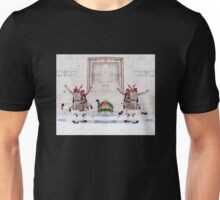 Presidential Guards Evzones X4 Unisex T-Shirt
