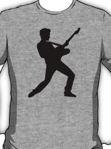 Rock guitarist T-Shirt