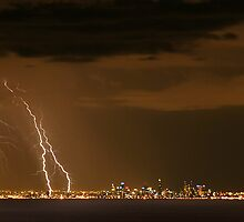 Lightning over Melbourne by Yanni